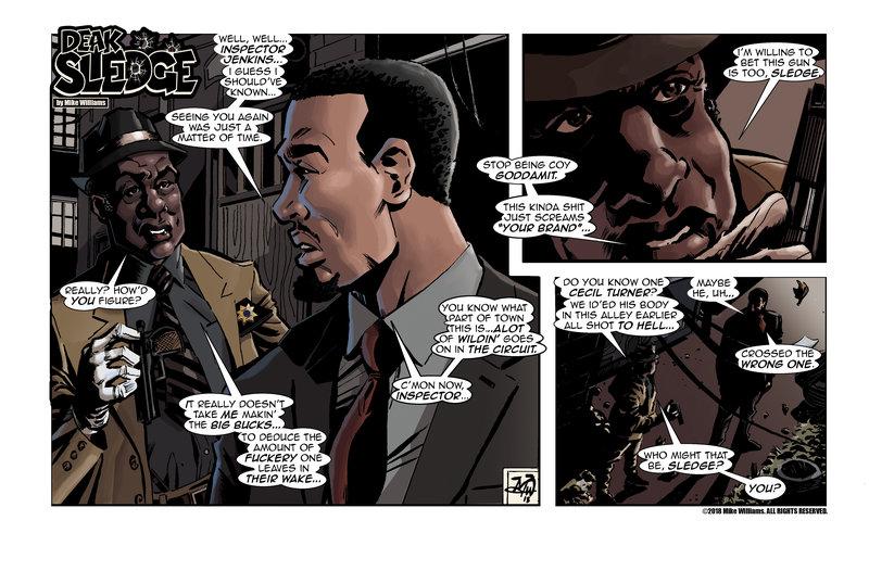 SLEDGE 114